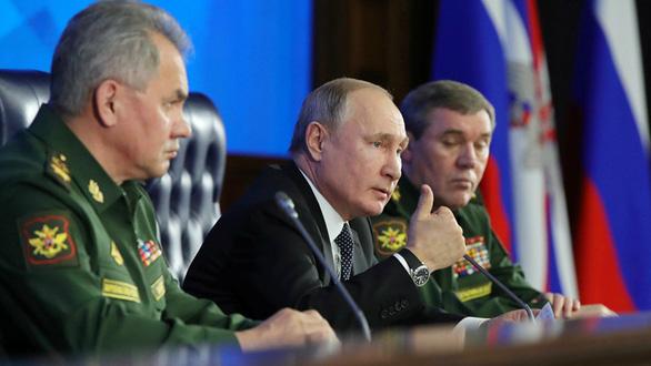 """Tổ hợp tên lửa siêu thanh """"bất khả chiến bại"""" của Nga chính thức đưa vào hoạt động - Ảnh 2"""