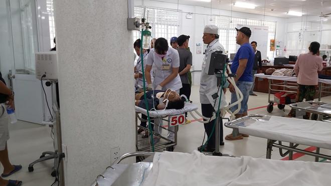 Tiền Giang: Điều tra vụ công an nổ súng tại tụ điểm đá gà, 3 người bị thương - Ảnh 2