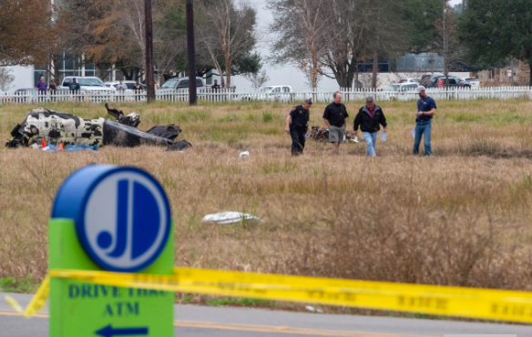 Tin tức thế giới mới nóng nhất ngày 29/12: Rơi máy bay tại Mỹ, ít nhất 5 người thiệt mạng - Ảnh 1