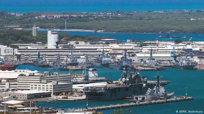 Thủy thủ Mỹ nổ súng khiến 3 người bị thương rồi tự sát tại Trân Châu Cảng - Ảnh 1