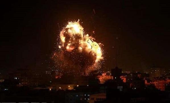 Tin tức quân sự mới nóng nhất ngày 8/12: Israel không kích Dải Gaza 'trả đũa' vụ phóng rocket - Ảnh 1