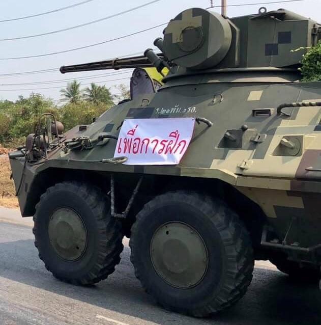 Tướng Thái Lan đập tan tin đồn đảo chính quân sự - Ảnh 1