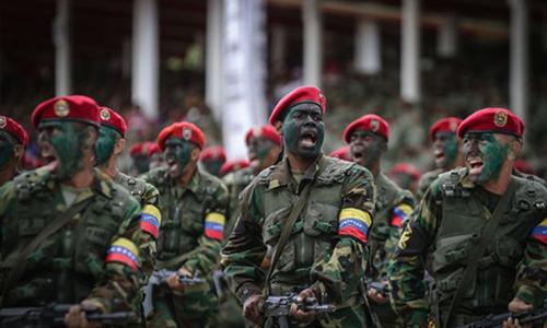 Nga cáo buộc Mỹ kích động lực lượng vũ trang Venezuela nổi loạn, đảo chính  - Ảnh 1