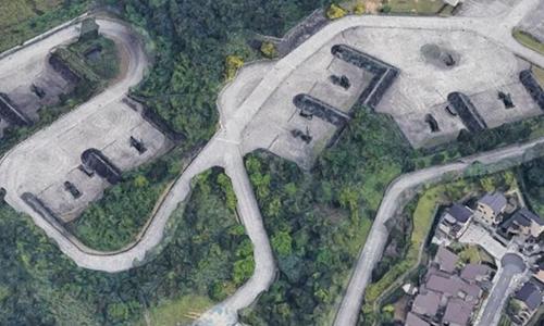 Lộ hình ảnh cơ sở quân sự bí mật tại Đài Loan trên bản đồ trực tuyến của Google - Ảnh 1