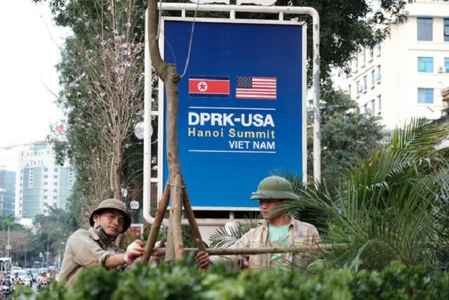 Báo chí quốc tế đưa tin không khí chào đón thượng đỉnh Mỹ - Triều tại Việt Nam - Ảnh 5