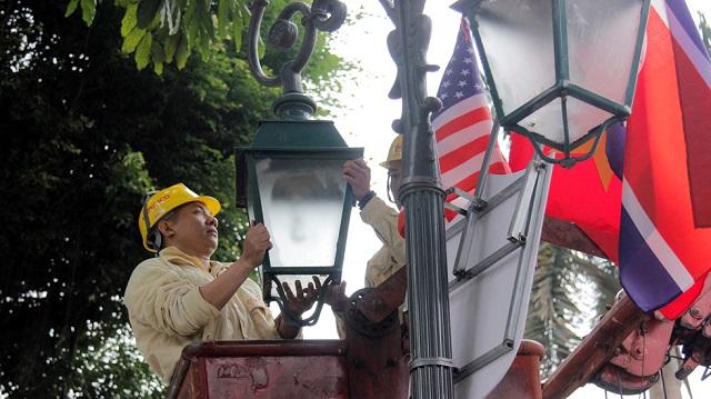Báo chí quốc tế đưa tin không khí chào đón thượng đỉnh Mỹ - Triều tại Việt Nam - Ảnh 6