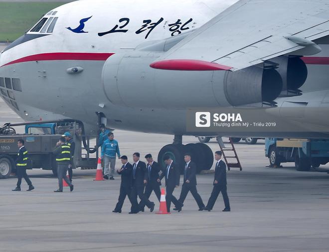 Cận cảnh phái đoàn an ninh của Triều Tiên với gần 100 người có mặt tại Hà Nội - Ảnh 2