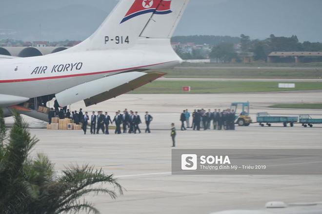 Cận cảnh phái đoàn an ninh của Triều Tiên với gần 100 người có mặt tại Hà Nội - Ảnh 4