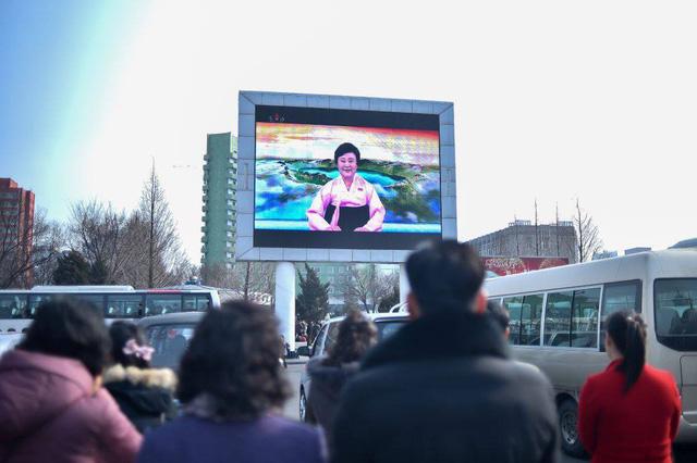 """Chủ tịch Kim Jong-un lần đầu tiên """"phá lệ"""", trả lời câu hỏi của phóng viên quốc tế  - Ảnh 3"""