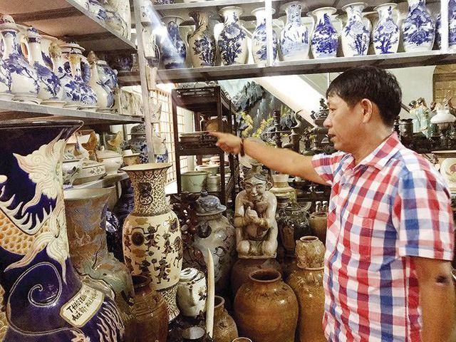 Đại gia Sài Gòn sở hữu kho 10 vạn cổ vật lớn nhất châu Á - Ảnh 2