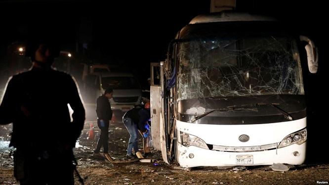 Ai Cập mở chiến dịch truy quét khủng bố, 46 tay súng bị tiêu diệt tại Bán đảo Sinai - Ảnh 2