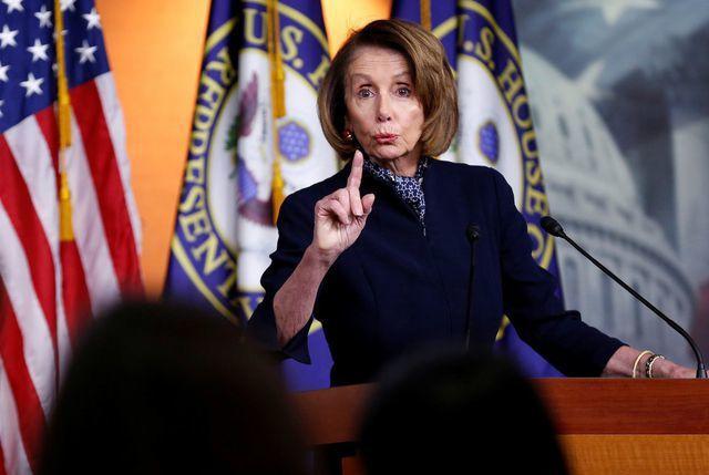 Chủ tịch Hạ viện Mỹ phản đối luận tội Tổng thống Donald Trump - Ảnh 1