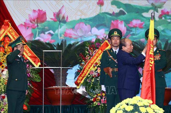Thủ tướng Nguyễn Xuân Phúc: Bảo vệ biên giới là nhiệm vụ trọng yếu, mang tính chất sống còn - Ảnh 1