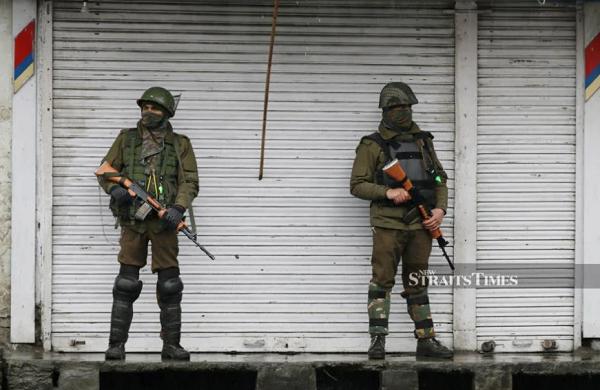 Quân nhân Ấn Độ bất ngờ bắn chết 3 đồng đội rồi tự sát  - Ảnh 1