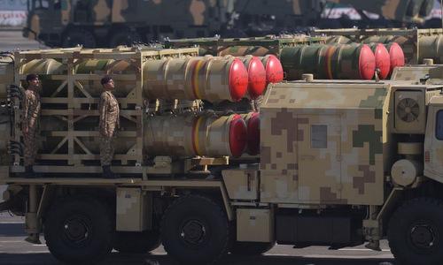 Pakistan ồ ạt triển khai tên lửa phòng không Trung Quốc ngay sát biên giới Ấn Độ - Ảnh 1