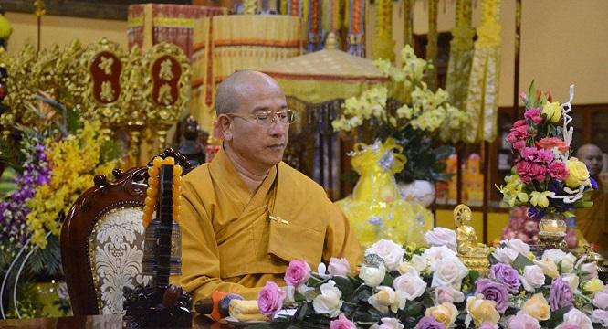 UBND TP.Uông Bí yêu cầu chấm dứt 'thỉnh vong, cúng oan gia trái chủ' tại chùa Ba Vàng - Ảnh 2