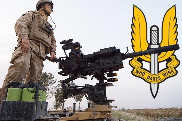 """Người hùng đặc nhiệm Anh tiêu diệt 30 tay súng IS trong """"một nốt nhạc"""" - Ảnh 1"""