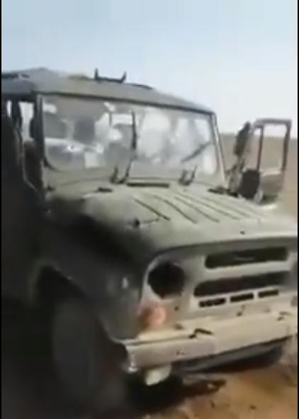 Sau vụ 3 binh sĩ bị bắn thiệt mạng, Nga truy sát 30 tay súng tại Syria - Ảnh 1