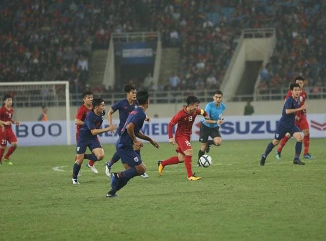 Thắng Thái Lan kỉ lục sau 21 năm, U23 Việt Nam dự VCK giải U23 châu Á - Ảnh 6