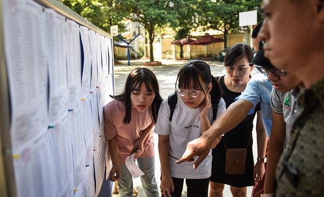 Nhiều điểm mới đáng chú ý trong tuyển sinh lớp 10 ở Hà Nội năm học 2019-2020 - Ảnh 1