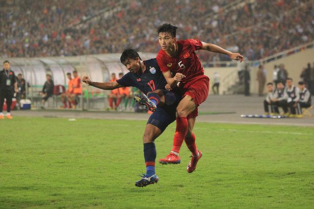 Thắng Thái Lan kỉ lục sau 21 năm, U23 Việt Nam dự VCK giải U23 châu Á - Ảnh 1