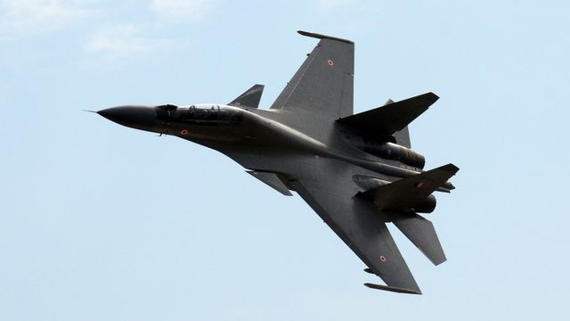 Su-30 của Ấn Độ phóng tên lửa đối không, hạ UAV Pakistan xâm nhập không phận - Ảnh 1
