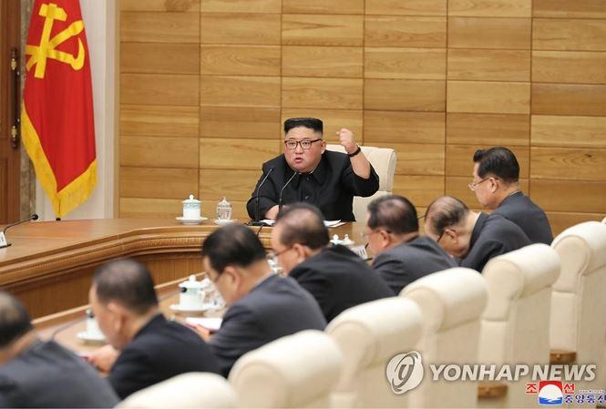 Ông Kim Jong-un khẳng định Triều Tiên không khuất phục trước các lệnh trừng phạt - Ảnh 1