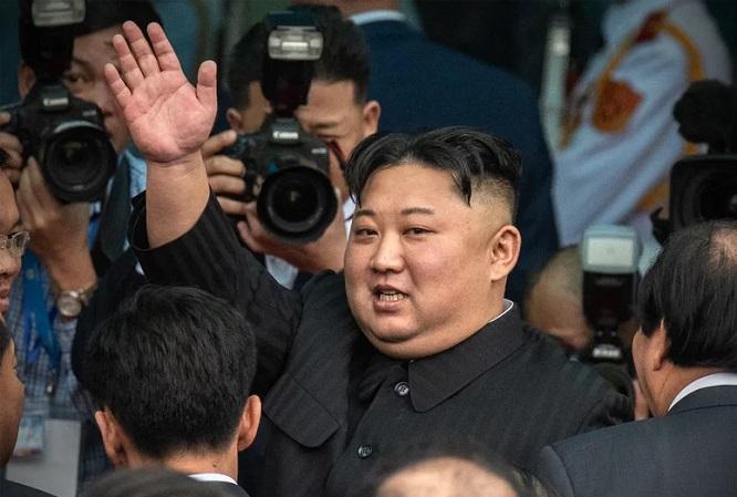 Ông Kim Jong-un khẳng định Triều Tiên không khuất phục trước các lệnh trừng phạt - Ảnh 2