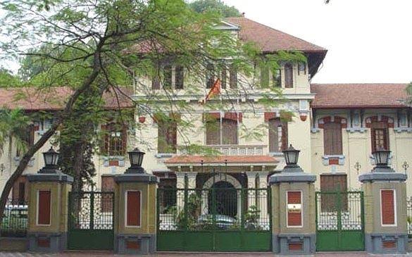 Bộ Tư pháp ra thông cáo báo chí về vụ kiện Trịnh Vĩnh Bình - Ảnh 1