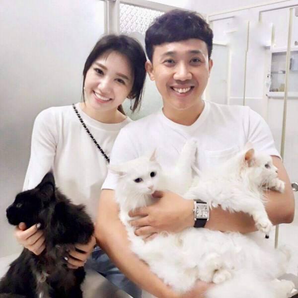 """Lộ cát-xê """"khủng"""", vợ chồng Trấn Thành Hari Won giàu nhất showbiz Việt - Ảnh 1"""