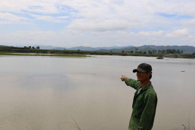 Đắk Lắk: Nhảy xuống sông trốn công an, một con bạc tử vong do đuối nước - Ảnh 1