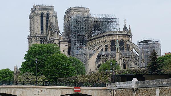 Nga đề nghị cử chuyên gia giỏi nhất tới giúp Pháp xây lại Nhà thờ Đức Bà Paris  - Ảnh 2