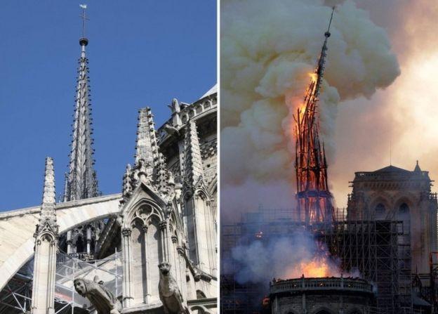 """Vụ cháy ở Nhà thờ Đức Bà Paris: Sửng sốt """"lời tiên tri"""" từ 15 năm trước - Ảnh 1"""