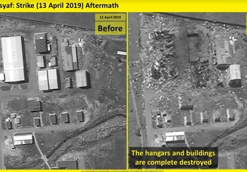 Syria: SAA nã 40 tên lửa xuống nam Idlib và bắc Hama - Ảnh 2