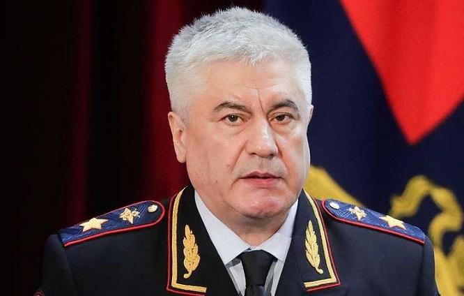 Bộ trưởng Nội vụ Nga bất ngờ tới Triều Tiên trong chuyến thăm không báo trước - Ảnh 1