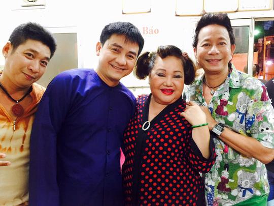 Diễn viên hài Anh Vũ đột ngột qua đời ở Mỹ - Ảnh 2