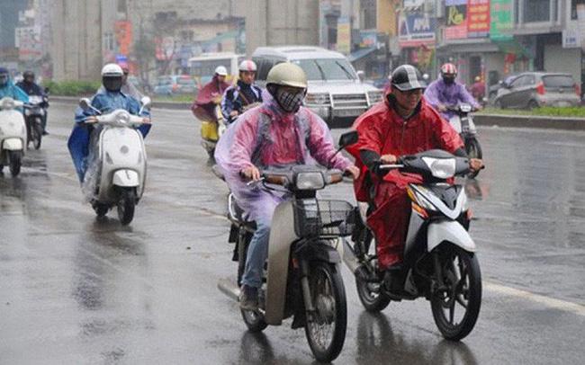 Dự báo thời tiết ngày 2/4: Bắc Bộ chuyển lạnh, xuất hiện mưa rào rải rác - Ảnh 1