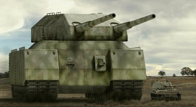 Hé lộ dàn vũ khí bí mật ẩn chức sức mạnh khủng khiếp trong Thế chiến II - Ảnh 1