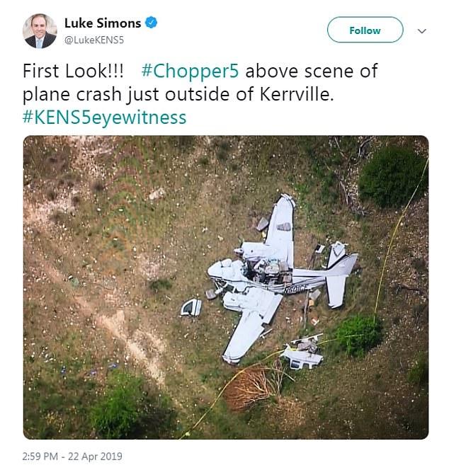 Rơi máy bay thảm khốc tại Mỹ, toàn bộ 6 người trên khoang thiệt mạng - Ảnh 1