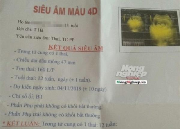 Vụ thầy giáo bị tố làm nữ sinh lớp 8 có thai ở Lào Cai: Quan hệ từ lớp 7? - Ảnh 2