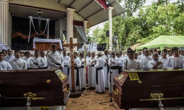 IS lên tiếng nhận trách nhiệm trong vụ đánh bom liên hoàn tại Sri Lanka - Ảnh 1