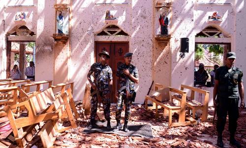 IS lên tiếng nhận trách nhiệm trong vụ đánh bom liên hoàn tại Sri Lanka - Ảnh 2