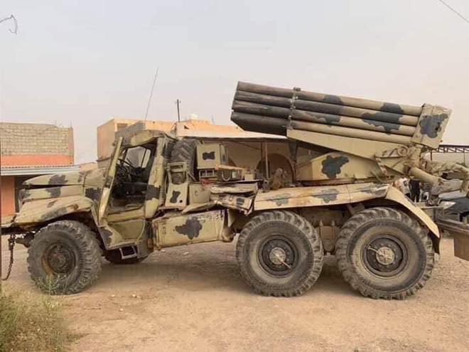 Libya: LNA bắn hạ tiêm kích Mirage, chuẩn bị đánh chiếm thủ đô Tripoli - Ảnh 1
