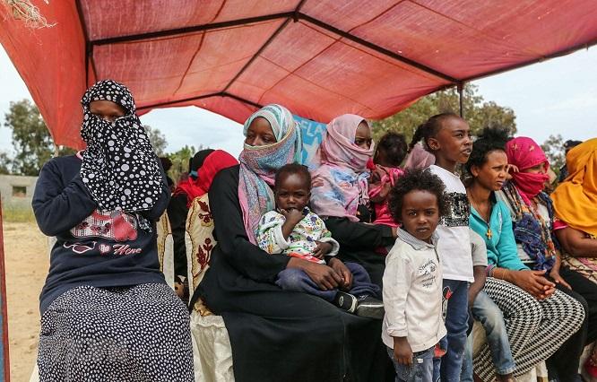 Tình hình Libya: Liên Hợp Quốc tiếp tục sơ tán người tị nạn khỏi thủ đô Tripoli - Ảnh 1