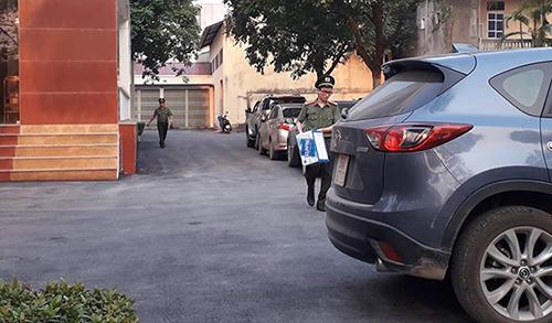 Khởi tố 5 cán bộ thanh tra tỉnh Thanh Hoá về tội nhận hối lộ  - Ảnh 2