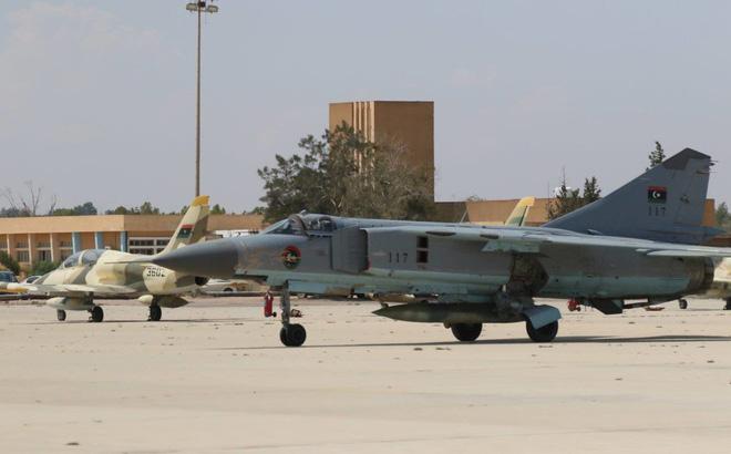 Tình hình Libya: Lực lượng không quân của LNA thiệt hại nặng nề ở Tripoli - Ảnh 1