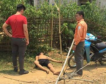TP HCM: Nghi án cháu sát hại cô ruột bằng búa ngay tại nhà - Ảnh 2