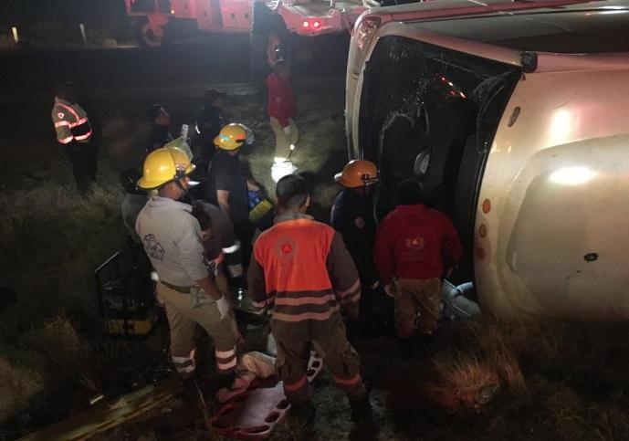 Lật xe khách tại Mexico khiến ít nhất 11 người chết: Xác định nguyên nhân ban đầu - Ảnh 1