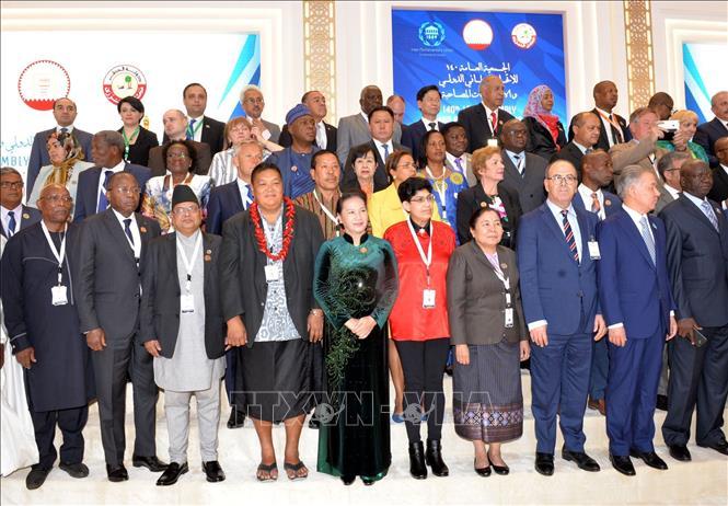 Chủ tịch Quốc hội phát biểu tại Phiên thảo luận toàn thể Đại hội đồng IPU-140 - Ảnh 3