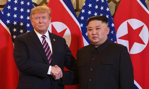 Ông Trump khẳng định vẫn có quan hệ rất tốt với ông Kim Jong-un - Ảnh 1